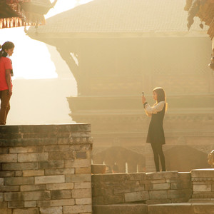 博卡拉游记图文-众神的微笑——18天包车自驾全景尼泊尔(毒图慎入)