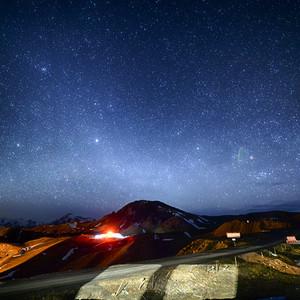 鄯善游记图文-七天六夜新疆漫行,环游绝色天山,最美西域星空