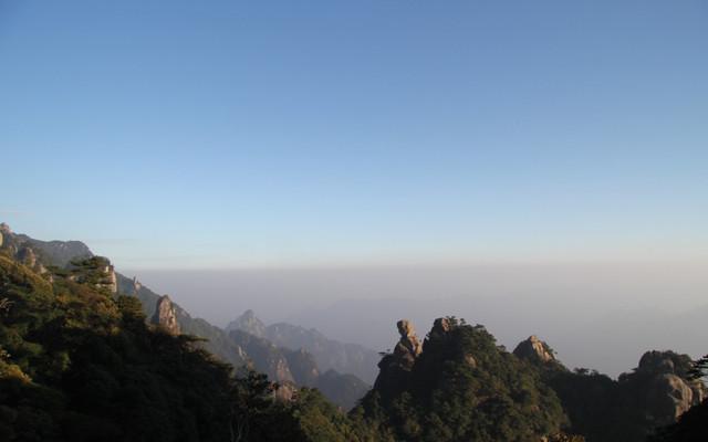 东险、西奇、北秀、南绝 ——且看游三清山