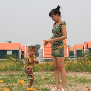 乐亭游记图文-亲子游之号称小马代的月坨岛