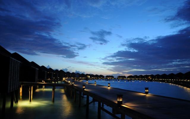 马尔代夫莉莉岛--美丽休闲之旅
