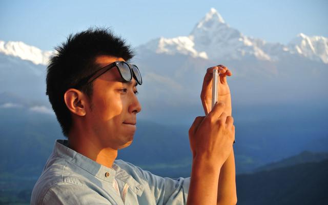 走出去的第一步——净化心灵(尼泊尔之博卡拉)