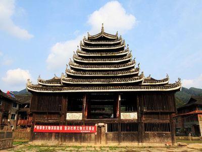 Matian Drum Tower