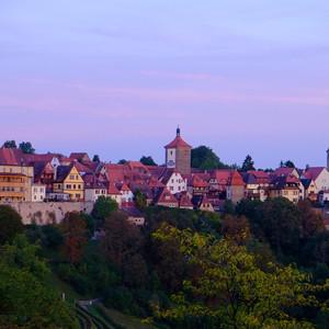 福森游记图文-从浪漫之路回到中世纪——德国奥地利捷克自驾行(一)