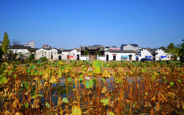 【行程大师赛 】金秋十月浙江衢州的世外仙境