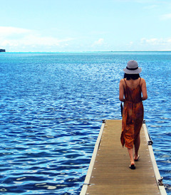 """[关岛游记图片] 【我要去大溪地】""""关""""不掉的时光——""""岛""""中漫步"""