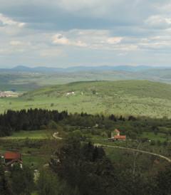 [塞尔维亚游记图片] 跨越波塞边境与兹拉蒂波尔的宁静--巴尔干系列(九)