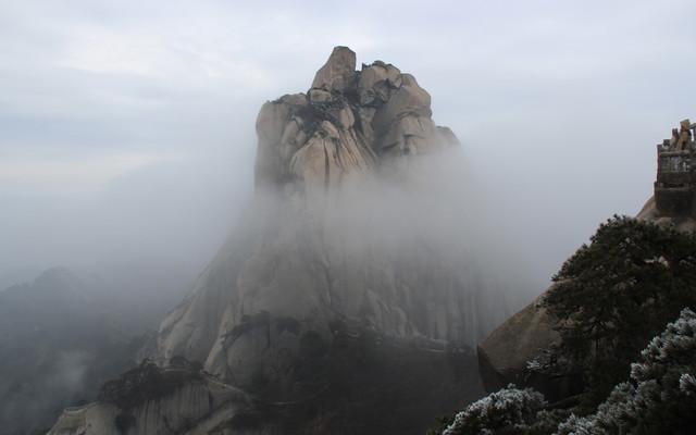 春季自驾游9:游安徽天柱山