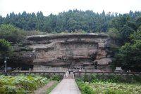 安岳石刻旅游景点攻略图