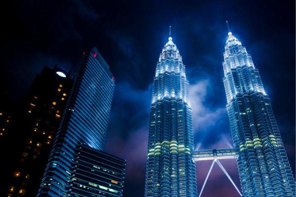 一个人的流浪&两个人的流窜之吉隆坡