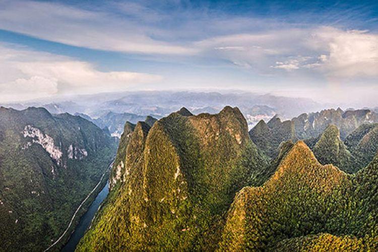 龍灘大峽谷國家森林公園4