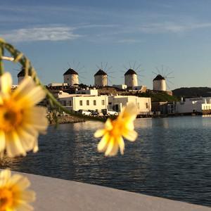 梅黛奥拉游记图文-迟到四年的蜜月!希腊,最美好的日落之旅!