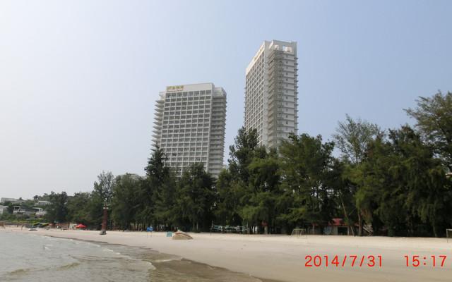 巽寮湾初体验,爱上海的感觉