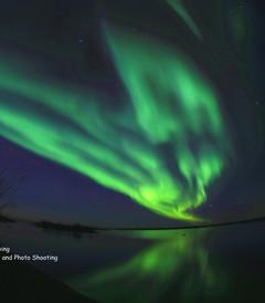 [加拿大游记图片] 【马玛丽旅行志】趣!加拿大看极光吧!