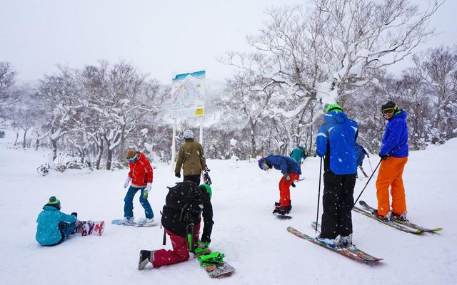 与世隔绝的粉雪天堂,北海道二世谷之旅