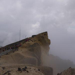 天文峰旅游景点攻略图