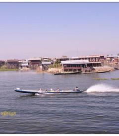 [缅甸游记图片] 半拉子英语闯缅甸之茵莱湖上