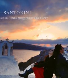 [圣托里尼游记图片] 天晴姐全球笑脸计划之-讲个圣托里尼的故事给你听