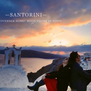 希腊游记图文-天晴姐全球笑脸计划之-讲个圣托里尼的故事给你听