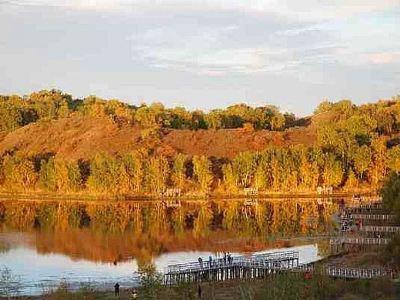 Taoshan Lake