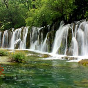 阿坝游记图文-人间仙境之九寨沟,让人流连忘返