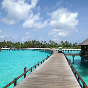 伊露岛游记图文-在印度洋上被海风微拂的蜜月--Maldives Hilton Iru Fushi