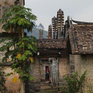 上岳古民居旅游景点攻略图