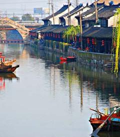[上海游记图片] 五一 国庆节 人少景好的7个古镇