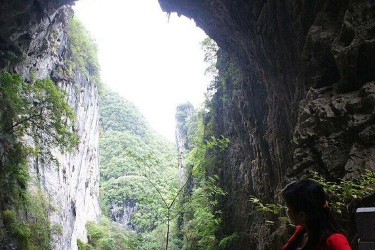 Shimen Xianhu Scenic Area4