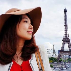 法国游记图文-Bonjour~与巴黎来一场华丽的邂逅!C'est la vie~