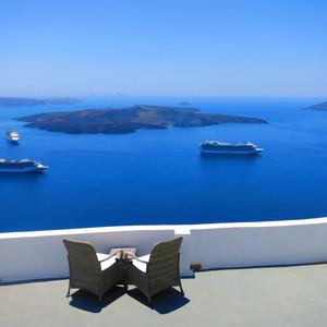 天堂海滩游记图文-希腊携程参团游游记与几个原创攻略