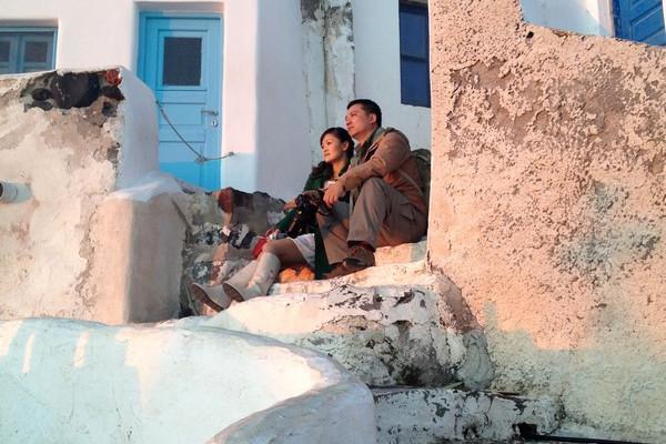 独孤游记:希腊、西班牙11日,沐浴地中海的柔风,亲密接触梅西与C罗