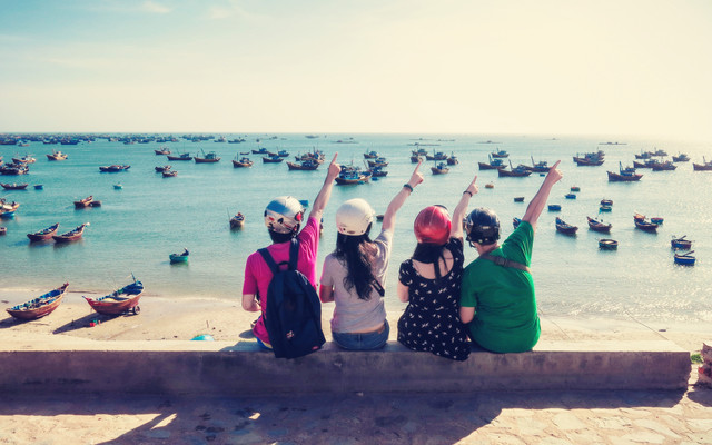 四个土狗游越南——那些年我们一起2的越南(胡志明,美奈,大叻9日行)