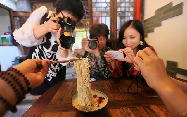 #扬州美食游#舌尖扬州,吃货们不得不爱