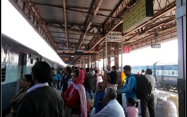 印象印度—— 我的北印度36天天天记——焦特布尔