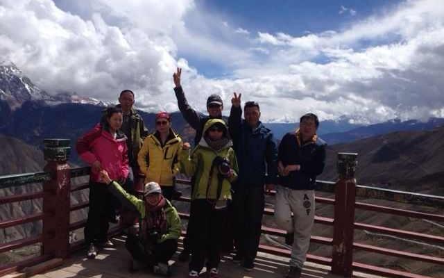 穿越西藏,滇进青出