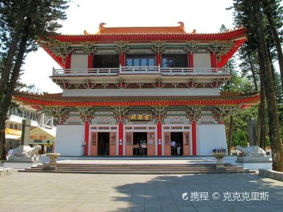 Xuanzhuang Temple