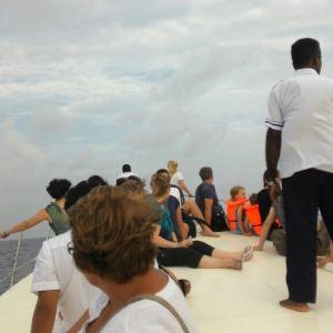 班度士岛旅游景点攻略图