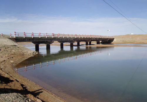 黃河源頭第一橋