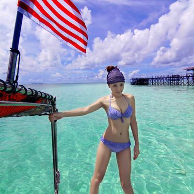 难忘的一次马拉西亚潜水旅游