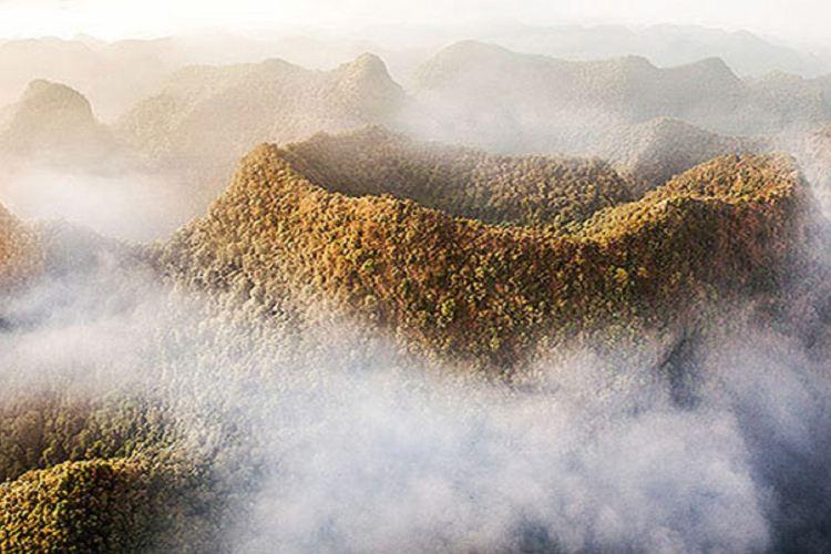 龍灘大峽谷國家森林公園3