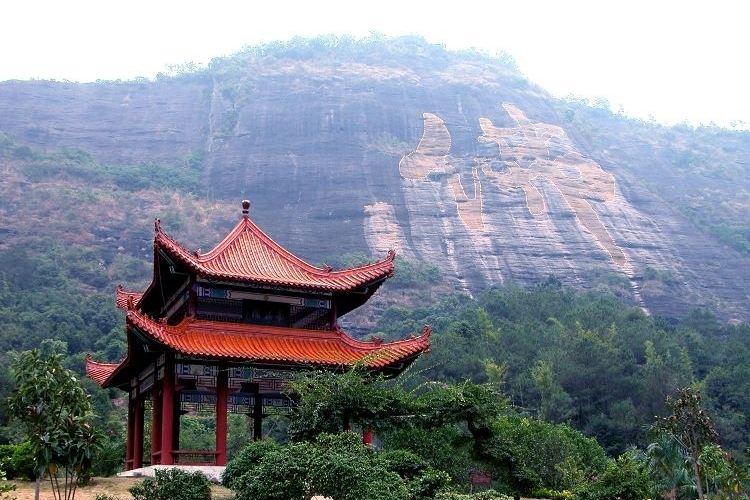 都嶠山風景區(慶壽岩)2