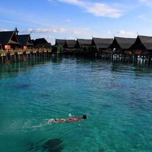 卡帕莱游记图文-马来西亚:媲美马尔代夫的卡帕莱水上屋全攻略-Kapalai Water Village