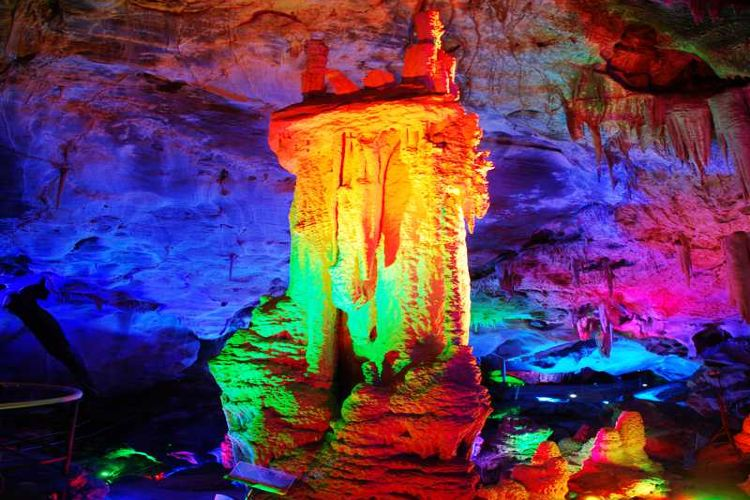 White Cloud Cave of Mount Kong3