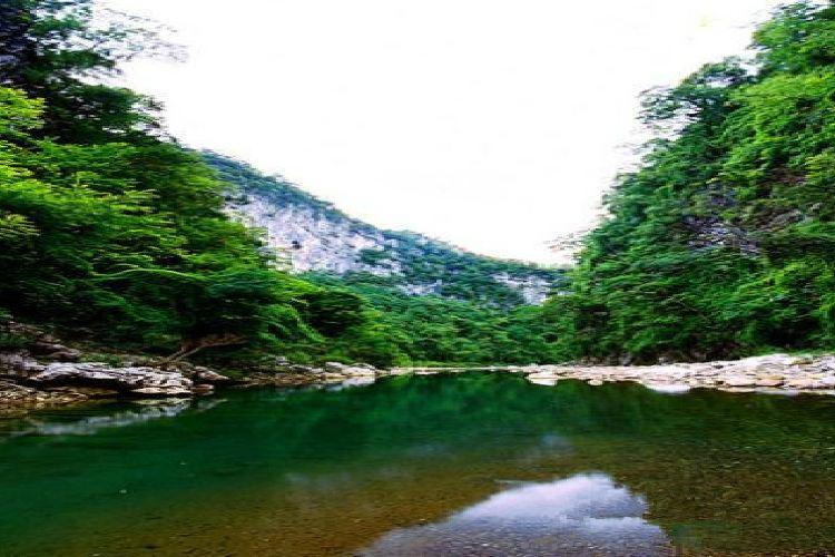 Zhangbu Scenic Area in South Guizhou2