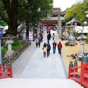 福冈县游记图文-小众游-一个人的日本北九州lucky自由行