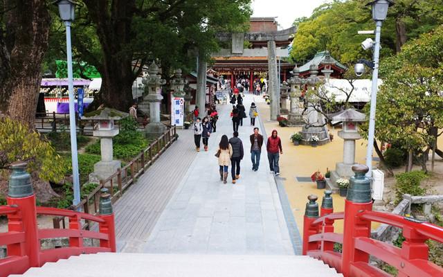 小众游-一个人的日本北九州lucky自由行