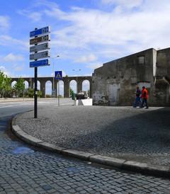 [葡萄牙游记图片] 自驾西葡(三十六)是古水渠,但不是罗马水渠