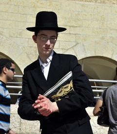 [耶路撒冷游记图片]   以色列游记之三犹太人