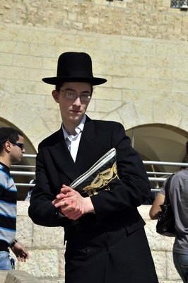 以色列游记之三犹太人